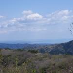 景色は最高な高鈴山の山頂